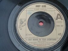 ANDY GIBB : I JUST WANNA BE YOUR EVERYTHING - IN THE END : RSO : 2090 23