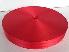 Sicherheitsgurt 48 mm, Meterware, 2900 daN, Polyester Gurt Band Taschengurt Auto