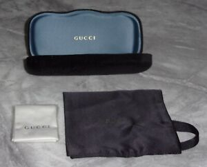 BRAND NEW DESIGNER GLASSES CASES INCS GUCCI, D&G, RALPH ETC £££ SLASHED.