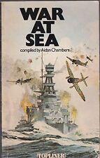 War at Sea (Macmillan 1979) Aidan Chambers