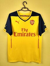 Arsenal London jersey shirt 2014/2015 Away official puma soccer football size S