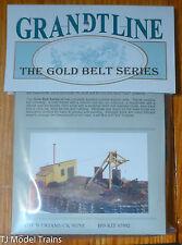 "Grandt Line HO #5902 Wentamuck Mine -- Kit - 4-1/2 x 9"" 11.2 x 22.5cm"