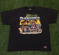 1993 Harley Davidson Daytona Bike Week Double Sided T-shirt Size XL Made In USA