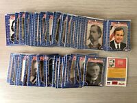 Americana by Starline 1992 History of America trading card single cards base set