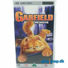 Film UMD Garfield - Psp PlayStation Sony