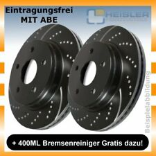 EBC Turbo Groove Bremsscheiben GD7255 316x30mm für Ford Mustang 5 (V) vorne