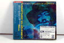 JIMI HENDRIX: VALLEYS OF NEPTUN ~ JAPAN CD, DIGIPACK, GATEFOLD, GENUINE, RAREOOP