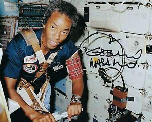 GFA Astronaut NASA Engineer GUION BLUFORD Signed 8x10 Photo COA