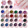 58 Colors UR SUGAR Soak Off UV Gel Polish Glitter Sequins Magnetic Nail Art 5ml