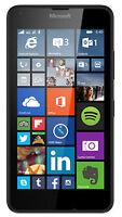 Microsoft  Lumia 640 - 8GB -Dual Sim - Schwarz (Ohne Simlock) Smartphone