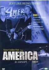 [DVD] America: Live In Concert *NEW