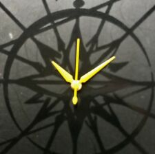 NEW YELLOW ALPHA WATCH HAND SUITABLE FOR BULOVA ACCUTRON 214 OR OTHERS