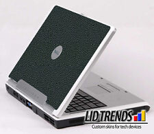 LEATHER Vinyl Lid Skin Cover Decal fits Dell Inspiron 6000 Laptop