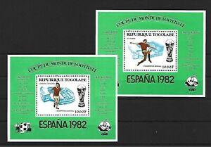 Togo,1981,World Cup,MNH