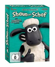 3 DVDs *  SHAUN DAS SCHAF - 3. STAFFEL - Special Edition  # NEU OVP $