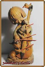 """JC&C - Vintage 1970's ANRI Wood Carving """"The Quintet"""" - """"Ferràndiz"""" - MINT"""