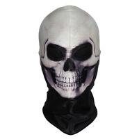3D Skeleton Ghost Skull Military Tactics Mask Balaclava Cosplay Mask Halloween