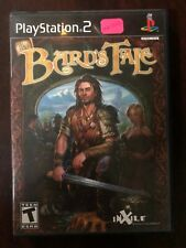 The Bard's Tale (Sony PlayStation 2, 2004) InXile rpg ps2