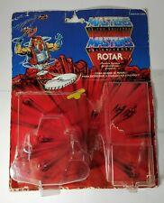 Rotar Spanish Original Blister Spain Masters of the Universe He-man Motu