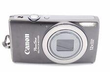 Canon PowerShot ELPH 340 HS (IXUS 265 HS) 16.0MP 3''SCREEN DIGITAL CAMERA BLACK