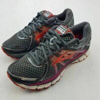 Brooks Womens Adrenaline GTS 17 Running Shoes Gray 1202311B044 Lace Up 6.5 B