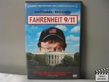 Fahrenheit 9/11 (DVD, 2004)