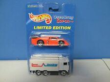 Hot Wheels Limited Edition Osco Drug 2 Car Pack w/ Flourescent Racer