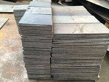 """3/4"""" .750 HRO Steel Sheet Plate 4"""" x 8"""" Flat Bar A36 grade"""
