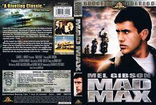 MAD MAX 1 - SPECIAL EDITION DVD (AÑO 1979) - EDITADO 2003