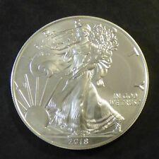 US 1$ Silver Eagle 2018 1 oz silver 99.9%