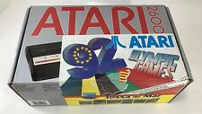 ATARI 2600 jr Console PAL NEW NUOVO Bundle Olympic Games Video Computer System