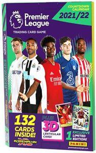 Panini Premier League 21/22 Adrenalyn XL Trading Card Advent Countdown Calendar