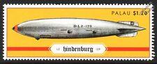HINDENBURG (Luftschiff Zeppelin) LZ-129 Rigid Passenger Airship Dirigible Stamp