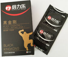 30 BLACK CONDOMS premature ejaculation prevention FROM FAMILY PLANNING COUNTRY