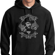Lemmy Hoodie 49% MOTHERF***** 51% SON OF A BITCH ACE of SPADES