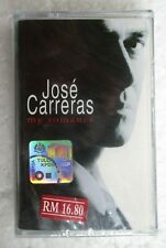 My Romance by Jose Carreras 1997 Malaysia Cassette Tape New Sealed