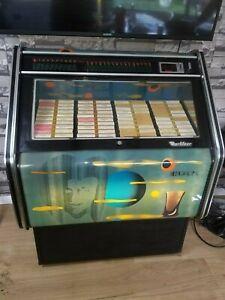 wurlitzer niagara jukebox