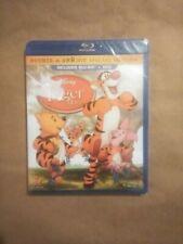 Winnie the Pooh - The Tigger Movie (Blu-ray Disc, 2012, 2-Disc Set)