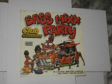 33rpm BASS MIX PARTY 2 live crew,luke,society,etc(dbl alb.)LIL JOE niceSEE PICS