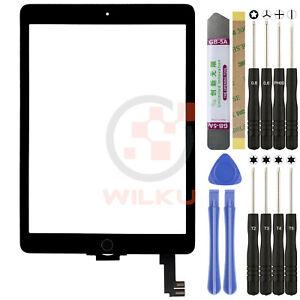 ✅Digitizer für Apple iPad Air 2 2014 Schwarz Touchscreen Glas Display Scheibe✅
