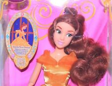 RETIRED 2013 Disney Store BELLE Classic doll Beauty and the Beast disney princes