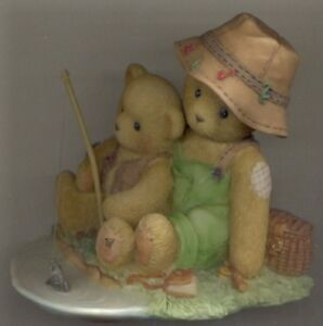 CHERISHED TEDDIES DAD CAN TACKLE ANYTHING - Father's Day 2007 - Retired