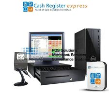 Point of Sale Pos Cre Retail Store Market Liquor Wic Ebt Debit Emv Ready New Rpe