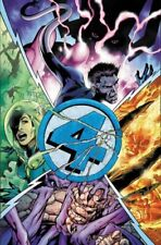 Fantastic Four By Jonathan Hickman: The Complete Collection Vol. 2 9781302919634
