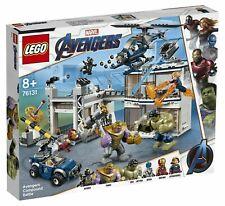 LEGO ® Marvel Avengers 76131-Avengers Quartier Général - 699 Pièces Neuf & neuf dans sa boîte