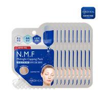 MEDIHEAL - N.M.F Midnight Capping Mask Pack 15ml (10pcs) Korean Cosmetics Beauty