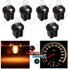 6X For Mercedes R129 W140 W170 W202 W210 Instrument Panel light 1.2W Bulbs White
