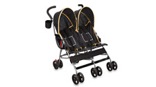 Delta Children LX Side by Side Double Stroller ( New Box , Free Shipping )