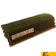 192GB (12 x 16GB) PC3-10600R DDR3 1333 Server Memory RAM HP ProLiant DL380 G7