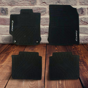 TOYOTA CAMRY/CAMRY HYBRID 2012-2014 4 PCS ALL WEATHER FLOOR MATS PT908-03120-20